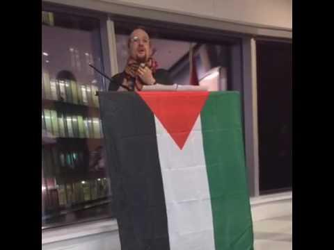 Luttes palestiniennes & solidarité internationale - Panel à l'UQAM - 29/11/2016