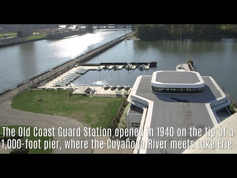 See what the Cleveland Metroparks has done to the Old Coast Guard Station