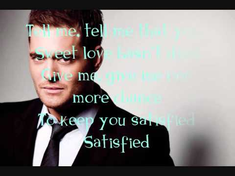 Always in my mind w/ Lyrics - Michael Buble - YouTube