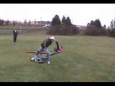 Mini Bike Jousting Youtube