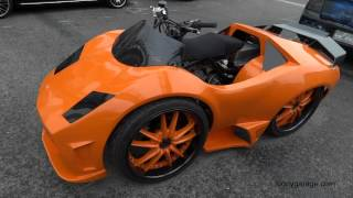 Lamborghini Quad Bike