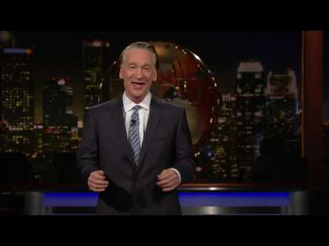 Monologue: Too Stupid to Be President  Real Time with Bill Maher HBO