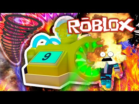 Survive the Disasters Weather Machine MAXED OUT!!! (10 DISASTERS AT ONCE!) | ROBLOX