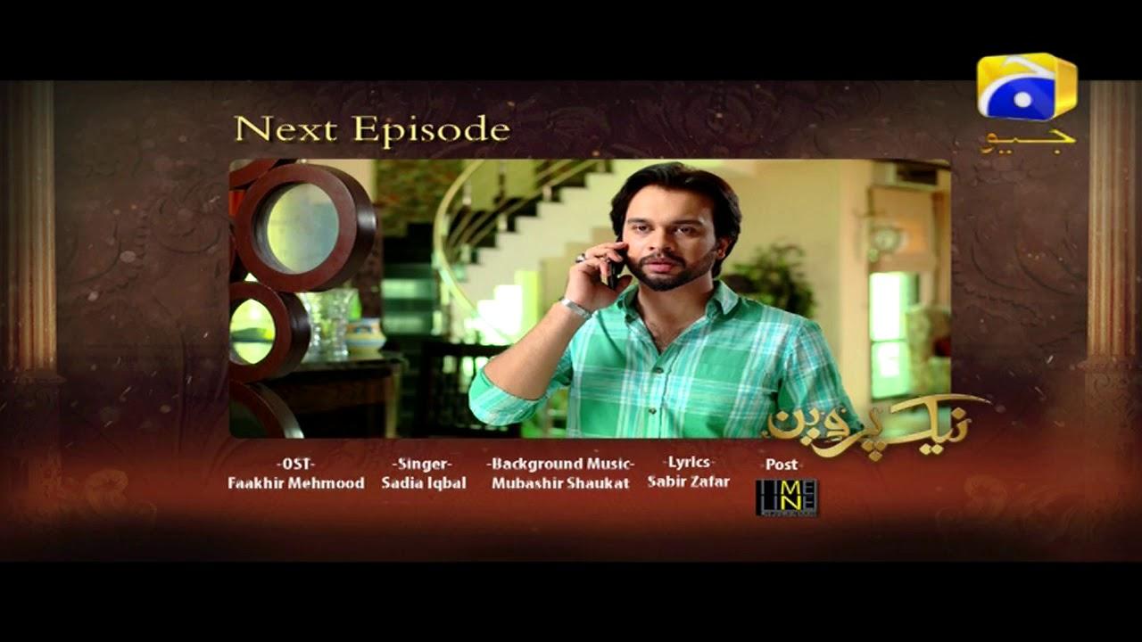 Naik Parveen - Episode 60 Teaser | HAR PAL GEO