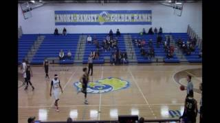 st cloud tech vs rainy river men s basketball 3 4 17