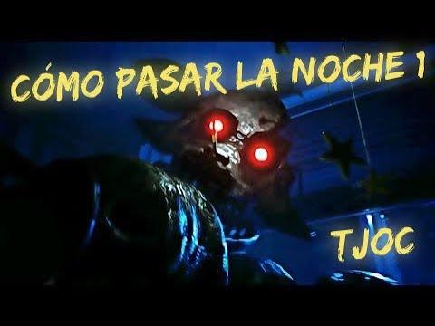 Guía - Como completar la Noche 1 de The Joy of Creation Story Mode - Jose Gamer