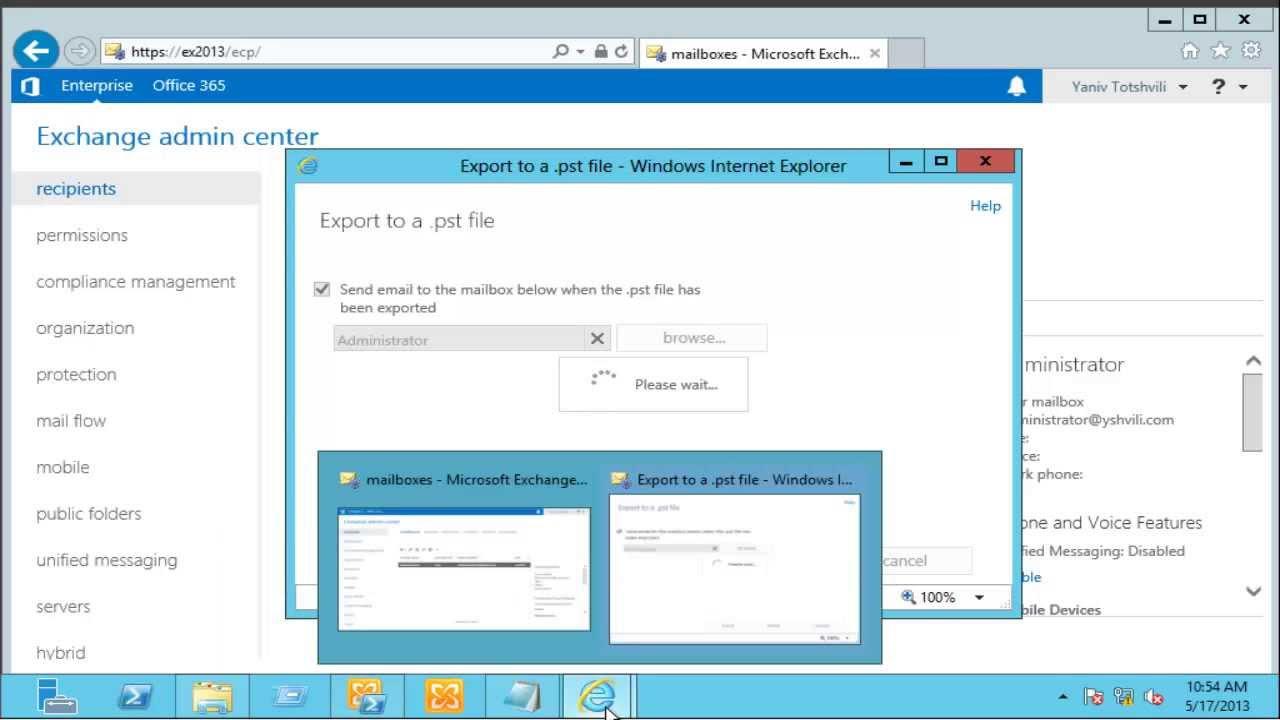 New-MailboxImportRequest (exchange) - docs.microsoft.com