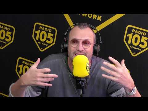 """Biagio Antonacci a 105 Friends: """"Le cose che facciamo senza conoscerle sono le migliori"""""""