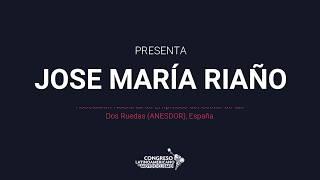 Congreso Latinoamericano de Motociclismo Conferencia José María Riaño