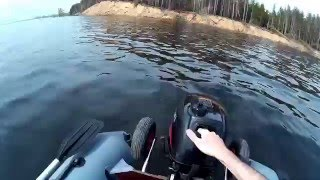Suzuki df5 обкатка (часть 2)(Suzuki df5 обкатка 08.05.2016 Тольятти., 2016-05-08T14:52:08.000Z)