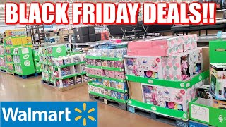 WALMART BLACK FRIDAY DEĄLS ARE HERE STORE WALKTHROUGH SHOP WITH ME 2020