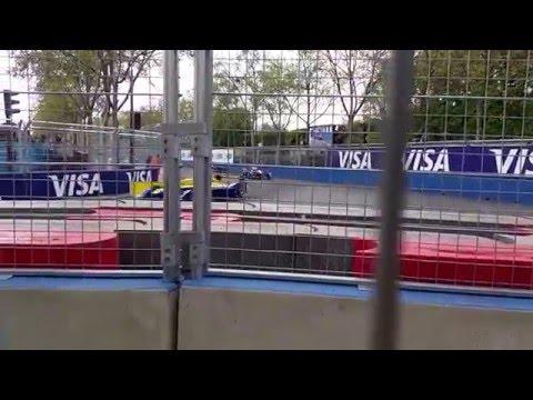 Formule E - ePrix de Paris 2016 - Les Invalides