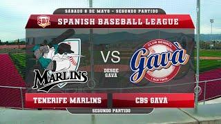 Marlins Puerto Cruz vs. CBS Gavà