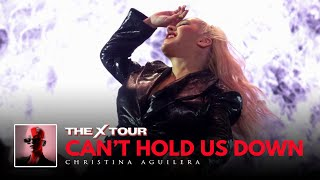 [DVD/Bluray] - Can't Hold Us Down | Christina Aguilera THE X TOUR 2019
