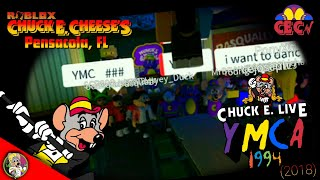 Roblox Chuck E. Cheese's Pensacola Homestore - YMCA (Read Desc)