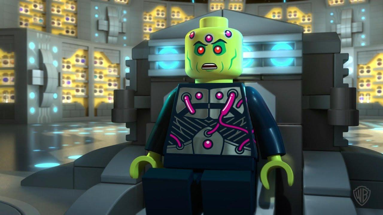6 Malvorlagen Lego Superheroes: Justice League: Cosmic Clash