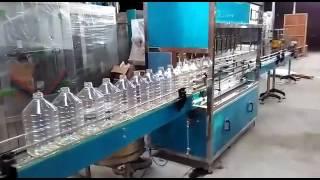 Mesin pengisian minyak atau mesin filling minyak