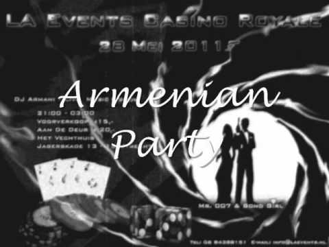 Casino Royal , Armenian Party | HayKef Promotion