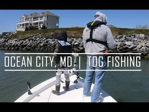 TOG FISHING: NEW PB? A Birthday Trip Full Of Presents!!  Fishing Ocean City Maryland