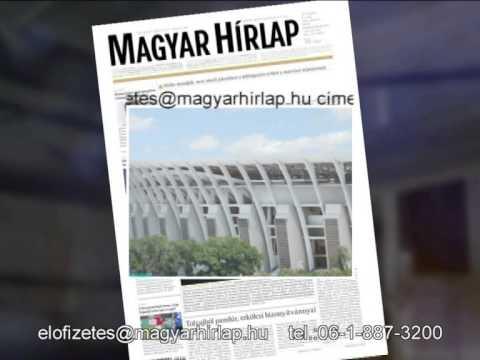 REKLÁM Magyar Hírlap