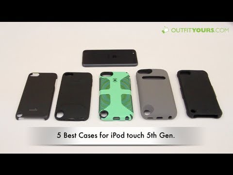 official photos b4db6 a6b37 Top 5 Best Cases for iPod touch 5th Generation - YouTube
