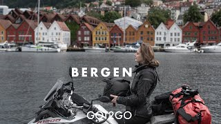BERGEN: From Denmark to Stavanger and one of Norways most beautiful towns // EPS. 2 EXPEDITION NORTH