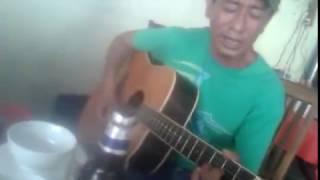 Nhạc Chế Gõ Po và guitar - Đam Mê Làng Khói Trắng ( Vũ Chùa Miên )