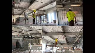 Spray Applied Thermal Acoustic Insulation