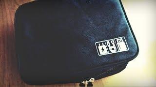 YUMMYCOOK сумка-органайзер для хранения гаджетов. Обзор и примерка!)