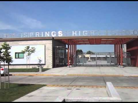 SAN BERNARDINO: Indian Springs High School Opens