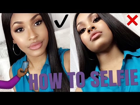 Instagram Catfish Tutorial | How to Take a Perfect Selfie 101