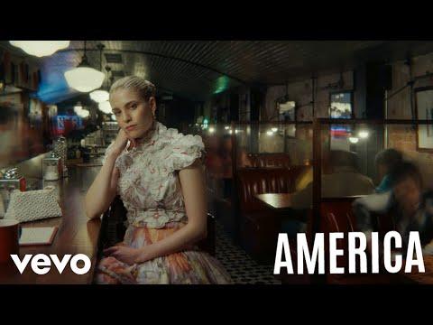 Смотреть клип London Grammar - America