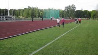 Vattenfall-seuracup 18.6.2014, 15-v 100 m