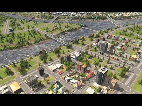 Riverside Expansion   Ep 5   Cities:Skylines - Real Town Planner Plays