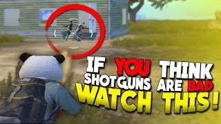 2 KILLS 1 SHOT! | NEVER UNDERESTIMATE SHOTGUNS! | Pubg Mobile