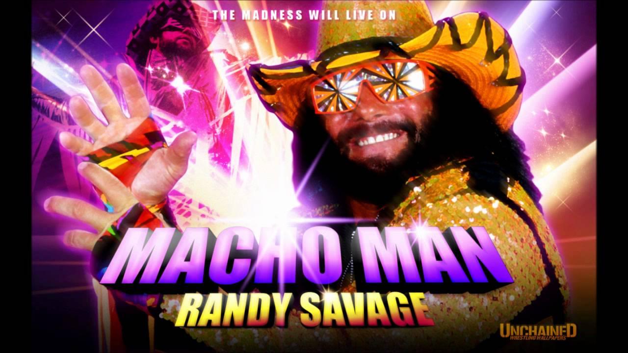 Macho Man Randy Savage 1st Wwe Theme Song Pomp And Circumstance
