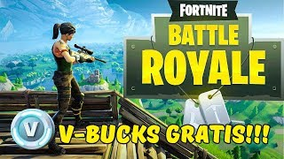 FORTNITE: HOW TO HAVE V-BUCKS FREE!! (ITA) NO CLICKBAIT!