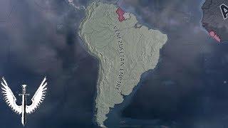 Venezuela Is Super OP! (Hoi4 Speedrun/Timelapse)