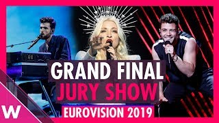 Eurovision 2019: Our Grand Final Jury Show Winners (Reaction)