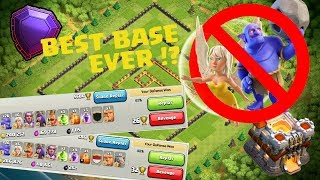 THIS BASE KEEP WINNING! The best th11 trophy base ever for legends?! Clash of Clans