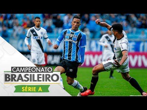 Melhores momentos - Grêmio 3 x 1 Ponte Preta - Série A (16/07/2017)