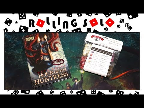 Featured Product | Arkham Fiction & Arkham Horror: The Card Game Deluxe Token Bundle