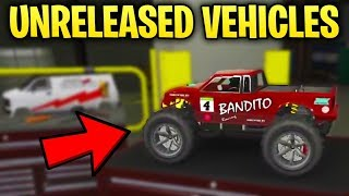 GTA Online ARENA WARS DLC - All Unreleased Vehicles + Prices + Release Order