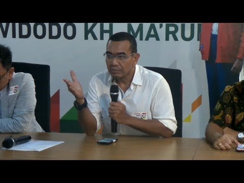Kubu Jokowi: Visi Misi Prabowo Sandi Bergaya Orde Baru Mp3