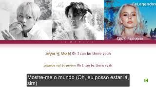 BTS   A Brand New Day Feat  Zara Larsson OST BTS WORLD PART 2 Legendado PT BR