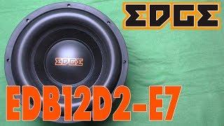 Edge EDB12D2 E7 распаковка, обзор