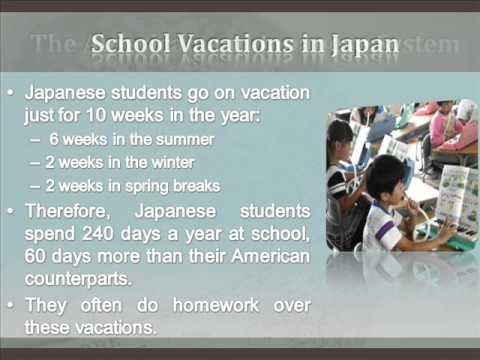 japans education system