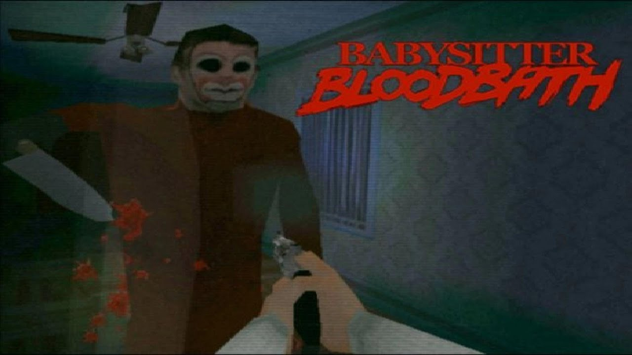 Babysitter Bloodbath Im A Terrible Sitter Download