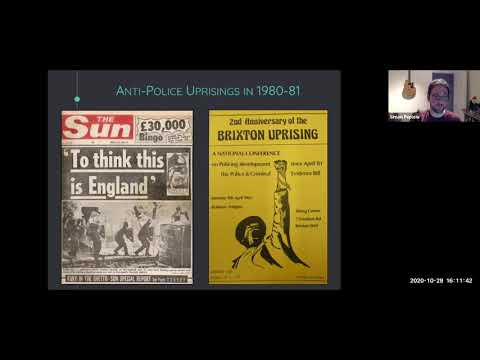 """""""The UK is not Innocent"""": Black Lives Matter in Britain"""