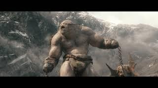 Хоббит: Битва пяти воинств (2014) Битва под горой (Гномы против Орков)